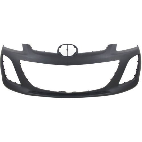 Bumper Front Primed Mazda CX-7 2010-2012 | Hunt Auto Parts | Canadian Car Body Parts Store | Painted & Non-painted | MA1000226