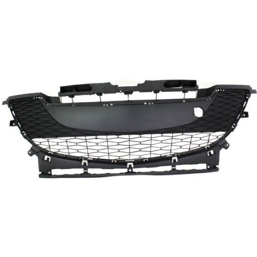 Grille Lower Use With Ma1000223 Cover Mazda 3 2010-2011 | Hunt Auto Parts | Canadian Car Body Parts Store | Painted & Non-painted | MA1036112