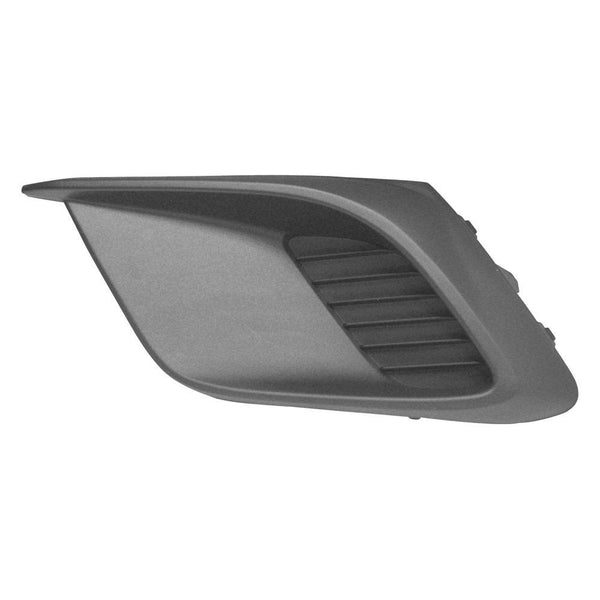 Fog Lamp Cover Driver Side Mazda 3 2014-2016 | Hunt Auto Parts | Canadian Car Body Parts Store | Painted & Non-painted | MA1038122