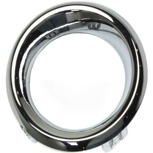 Fog Lamp Trim Ring Chrome Passenger Side Mazda 3 2014-2016 | Hunt Auto Parts | Canadian Car Body Parts Store | Painted & Non-painted | MA1039125