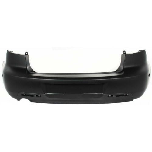 Bumper Rear Standard Sedan Upper Grey Lower Black Mazda 3 2004-2006 | Hunt Auto Parts | Canadian Car Body Parts Store | Painted & Non-painted | MA1100174