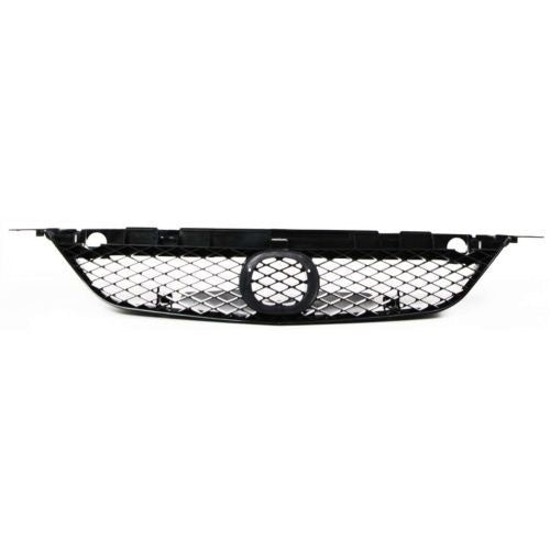 Grille Without Black Bar/Mps Package Mazda Protege 2001-2003 | Hunt Auto Parts | Canadian Car Body Parts Store | Painted & Non-painted | MA1200165