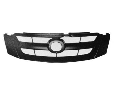 Grille Black Mazda Tribute 2005-2006 | Hunt Auto Parts | Canadian Car Body Parts Store | Painted & Non-painted | MA1200174