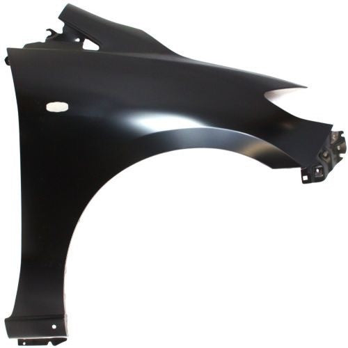 Fender Front Passenger Side With Rocker Moulding Mazda 5 2006-2009 | Hunt Auto Parts | Canadian Car Body Parts Store | Painted & Non-painted | MA1241158