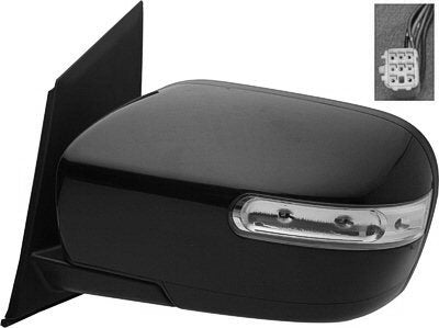 Door Mirror Power Driver Side Heated With Turn Signal Mazda CX-7 2007-2012 | Hunt Auto Parts | Canadian Car Body Parts Store | Painted & Non-painted | MA1320166