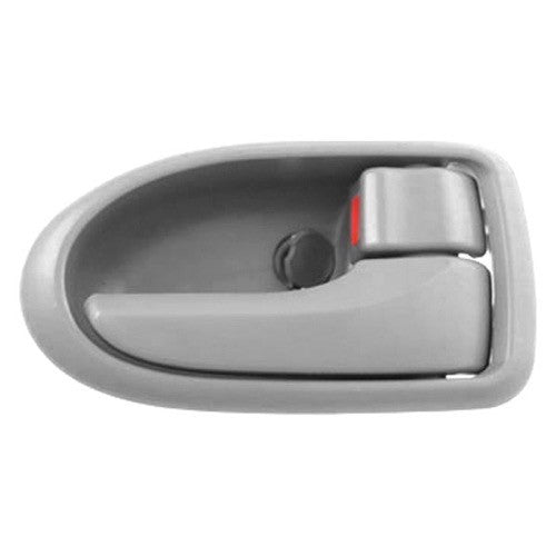 Door Handle Inner Front Passenger Side Gray Without Chrome Mazda MPV 2004-2006 | Hunt Auto Parts | Canadian Car Body Parts Store | Painted & Non-painted | MA1353107