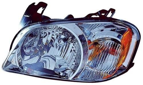 Head Lamp Driver Side Mazda Tribute 2005-2006 | Hunt Auto Parts | Canadian Car Body Parts Store | Painted & Non-painted | MA2502131V