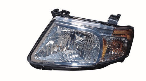 Head Lamp Driver Side High Quality Mazda Tribute 2008-2011 | Hunt Auto Parts | Canadian Car Body Parts Store | Painted & Non-painted | MA2502139