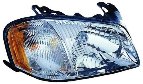 Head Lamp Passenger Side High Quality Mazda Tribute 2001-2004 | Hunt Auto Parts | Canadian Car Body Parts Store | Painted & Non-painted | MA2503126