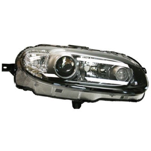 Head Lamp Passenger Side Halogen 2006 To 04/12/2006 High Quality Mazda Miata 2006 | Hunt Auto Parts | Canadian Car Body Parts Store | Painted & Non-painted | MA2503132