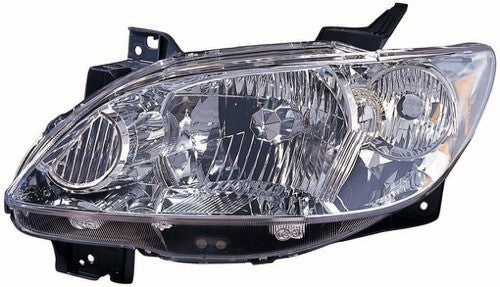 Head Lamp Driver Side Withoutrocker Moulding High Quality Mazda MPV 2004-2006 | Hunt Auto Parts | Canadian Car Body Parts Store | Painted & Non-painted | MA2518111
