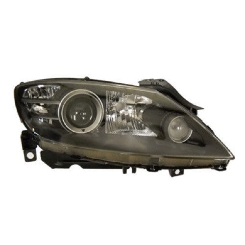 Head Lamp Passenger Side With HID High Quality Mazda RX-8 2004-2008 | Hunt Auto Parts | Canadian Car Body Parts Store | Painted & Non-painted | MA2519116