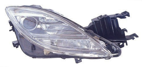 Head Lamp Passenger Side Halogen High Quality Mazda 6 2009-2010 | Hunt Auto Parts | Canadian Car Body Parts Store | Painted & Non-painted | MA2519127