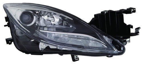 Head Lamp Passenger Side Xenon High Quality Mazda 6 2011-2013 | Hunt Auto Parts | Canadian Car Body Parts Store | Painted & Non-painted | MA2519142