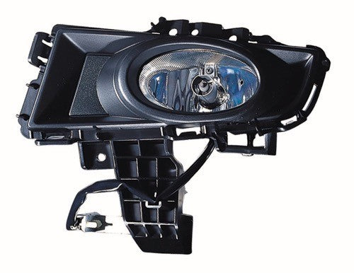 Fog Lamp Driver Side Std Sedan High Quality Mazda 3 2007-2009 | Hunt Auto Parts | Canadian Car Body Parts Store | Painted & Non-painted | MA2592115