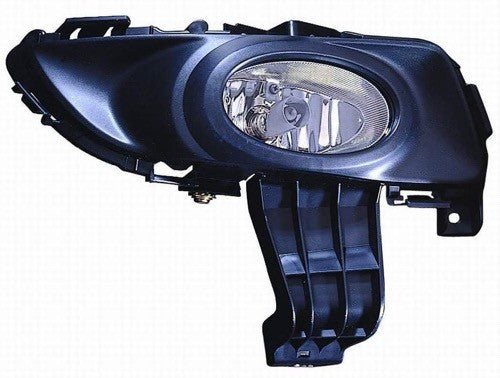 Fog Lamp Std Sedan Passenger Side High Quality Mazda 3 2004-2006 | Hunt Auto Parts | Canadian Car Body Parts Store | Painted & Non-painted | MA2593105