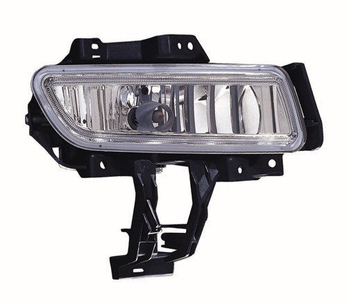 Fog Lamp Passenger Side Hatchback With Turbo High Quality Mazda 3 2007-2009 | Hunt Auto Parts | Canadian Car Body Parts Store | Painted & Non-painted | MA2593111