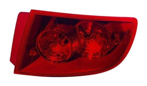 Tail Lamp Passenger Side Sedan Std High Quality Mazda 3 2004-2006 | Hunt Auto Parts | Canadian Car Body Parts Store | Painted & Non-painted | MA2801119