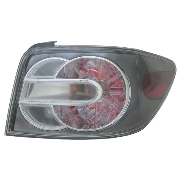 2010-2012 Mazda CX-7 Tail Light Passenger Side High Quality