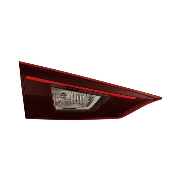 Trunk Lamp Driver Side (Backup Lamp) Sedan Mexico Built High Quality Mazda 3 2014-2015 | Hunt Auto Parts | Canadian Car Body Parts Store | Painted & Non-painted | MA2802123