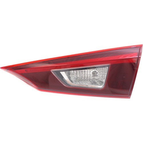 Trunk Lamp Passenger Side (Backup Lamp) Led Sedan Japan Built High Quality Mazda 3 2014-2015 | Hunt Auto Parts | Canadian Car Body Parts Store | Painted & Non-painted | MA2803111