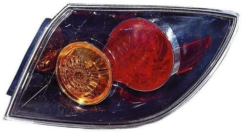 Tail Lamp Passenger Side Hatchback Without Led High Quality Mazda 3 2004-2006 | Hunt Auto Parts | Canadian Car Body Parts Store | Painted & Non-painted | MA2819106
