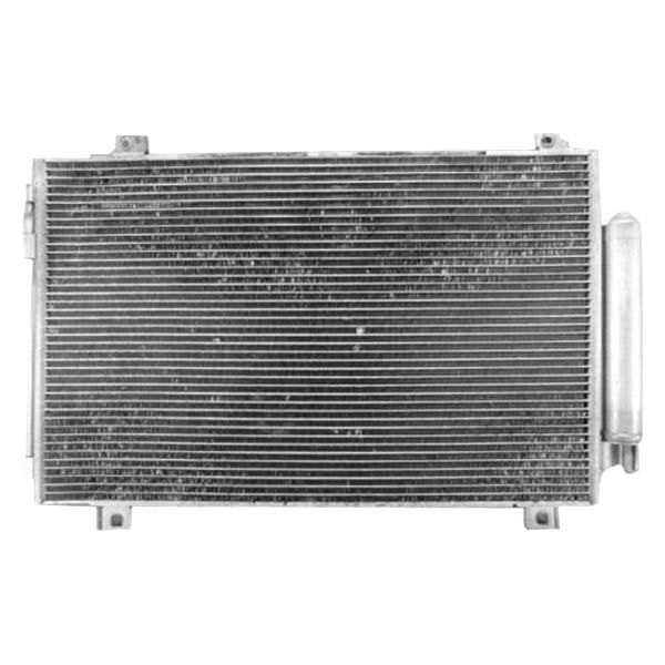 Condenser (4233) Mazda 6 2011-2013 | Hunt Auto Parts | Canadian Car Body Parts Store | Painted & Non-painted | MA3030160