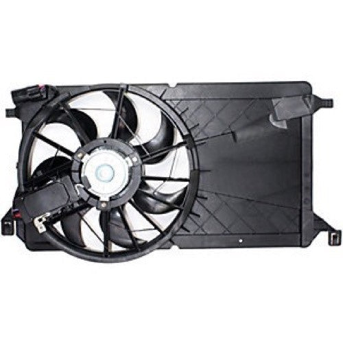 Cooling Fan Assembly With Counter Mazda 3 2004-2009 | Hunt Auto Parts | Canadian Car Body Parts Store | Painted & Non-painted | MA3115130