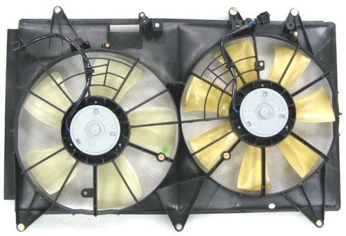 Cooling Fan Assembly Mazda CX-7 2007-2012 | Hunt Auto Parts | Canadian Car Body Parts Store | Painted & Non-painted | MA3115139