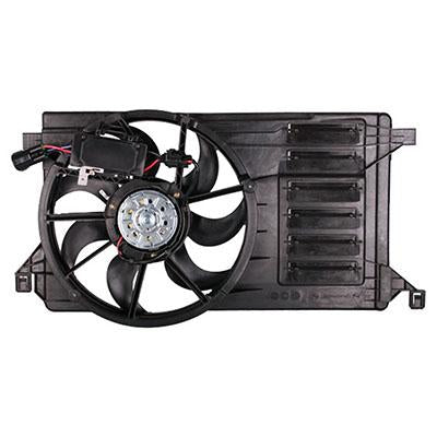 Cooling Fan Assembly Except Mazdaspeed Mazda 3 2010-2013 | Hunt Auto Parts | Canadian Car Body Parts Store | Painted & Non-painted | MA3115144