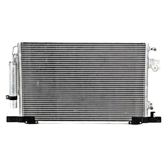 Condenser (3747) Mitsubishi Outlander 2010-2013 | Hunt Auto Parts | Canadian Car Body Parts Store | Painted & Non-painted | MI3030172