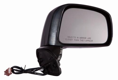 Door Mirror Power Passenger Side New Style Sedan Nissan VERSA SEDAN 2007-2011 | Hunt Auto Parts | Canadian Car Body Parts Store | Painted & Non-painted | NI1321200