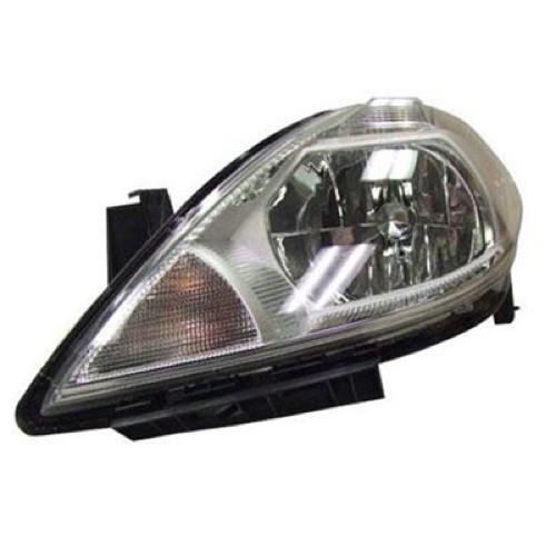 Head Lamp Driver Side Nissan VERSA SEDAN 2007-2011 | Hunt Auto Parts | Canadian Car Body Parts Store | Painted & Non-painted | NI2502165V