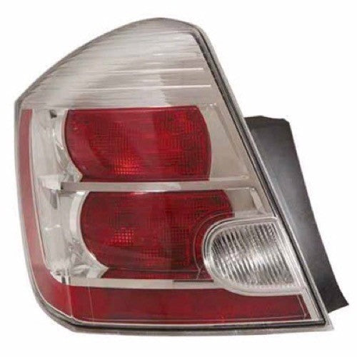 Tail Lamp 2.0L Driver Side High Quality Nissan SENTRA 2010-2012 | Hunt Auto Parts | Canadian Car Body Parts Store | Painted & Non-painted | NI2800187