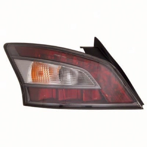 Tail Lamp Driver Side High Quality Nissan MAXIMA 2012-2014 | Hunt Auto Parts | Canadian Car Body Parts Store | Painted & Non-painted | NI2800197
