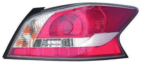 Tail Lamp Passenger Side Sedan Without Led High Quality Nissan ALTIMA 2015 | Hunt Auto Parts | Canadian Car Body Parts Store | Painted & Non-painted | NI2801203
