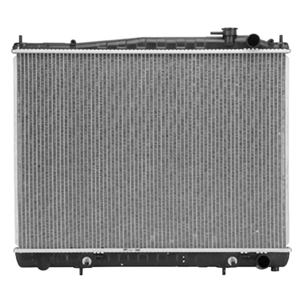 Radiator (2215) At Nissan XTERRA 2000-2004 | Hunt Auto Parts | Canadian Car Body Parts Store | Painted & Non-painted | NI3010119