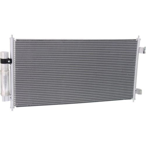 Condenser (3628) Nissan SENTRA 2007-2012 | Hunt Auto Parts | Canadian Car Body Parts Store | Painted & Non-painted | NI3030162
