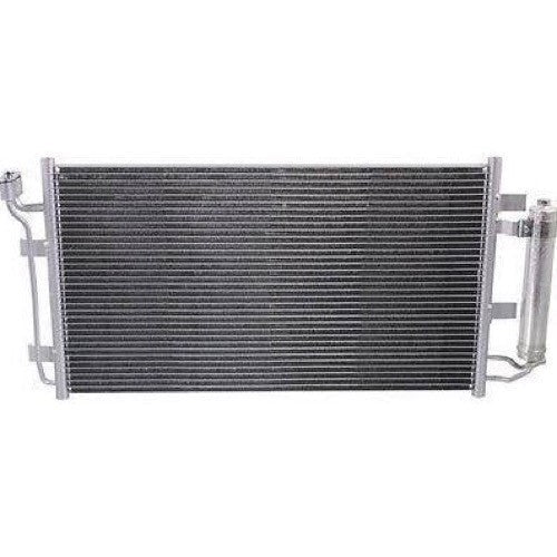 Condenser (3944) 2.0L With Subcool Nissan LEAF 2011-2012 | Hunt Auto Parts | Canadian Car Body Parts Store | Painted & Non-painted | NI3030167