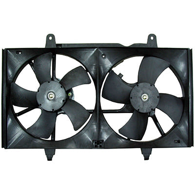 Cooling Fan Assembly 2.5 3.5L Nissan MAXIMA 2004-2008 | Hunt Auto Parts | Canadian Car Body Parts Store | Painted & Non-painted | NI3115116