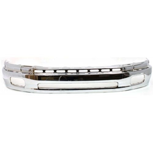Bumper Lower Front Chrome Toyota Tundra 2000-2006 | Hunt Auto Parts | Canadian Car Body Parts Store | Painted & Non-painted | TO1002170