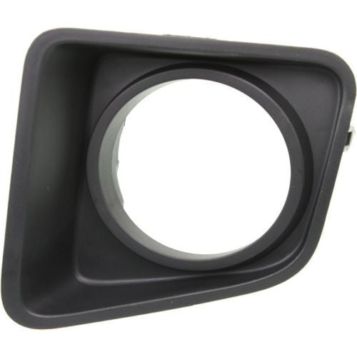 Fog Lamp Bezel Front Driver Side Toyota Tundra 2014-2017 | Hunt Auto Parts | Canadian Car Body Parts Store | Painted & Non-painted | TO1038175