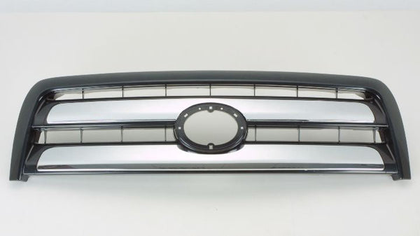 Grille Chrome/Black Toyota Tundra 2003-2006 | Hunt Auto Parts | Canadian Car Body Parts Store | Painted & Non-painted | TO1200262