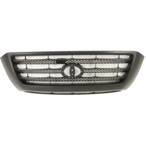 Grille Base Black Toyota Tundra 2007-2009 | Hunt Auto Parts | Canadian Car Body Parts Store | Painted & Non-painted | TO1200300