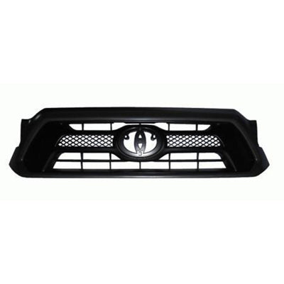 Grille Matt-Dark Grey With Black Moulding Toyota Tacoma 2012-2015 | Hunt Auto Parts | Canadian Car Body Parts Store | Painted & Non-painted | TO1200349
