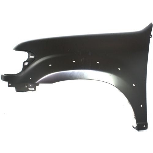 Fender Front Driver Side With Flare Hole Double Cab Toyota Tundra 2004 | Hunt Auto Parts | Canadian Car Body Parts Store | Painted & Non-painted | TO1240201
