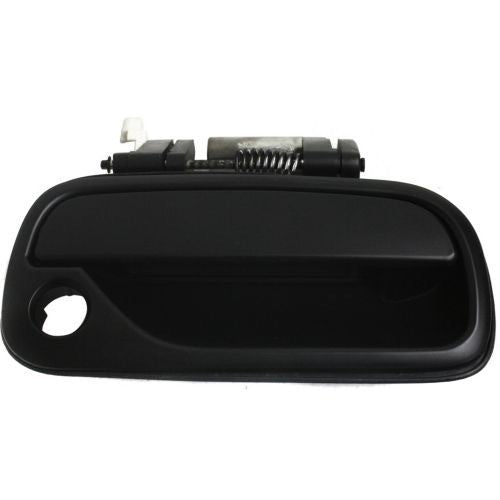 Door Handle Outer Front Passenger Side Regular/Access Cab Smooth Black Toyota Tundra 2000-2006 | Hunt Auto Parts | Canadian Car Body Parts Store | Painted & Non-painted | TO1311125