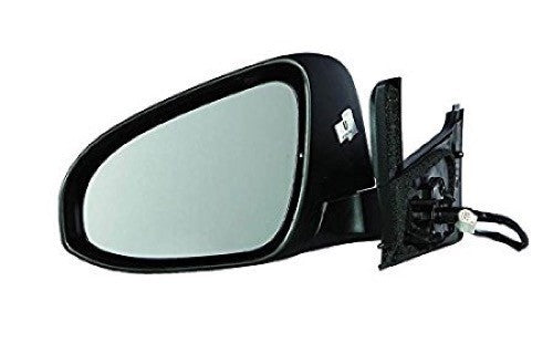 Door Mirror Power Driver Side Heated Hatchback France Built Ptm High Quality Toyota Yaris 2015-2017 | Hunt Auto Parts | Canadian Car Body Parts Store | Painted & Non-painted | TO1320323