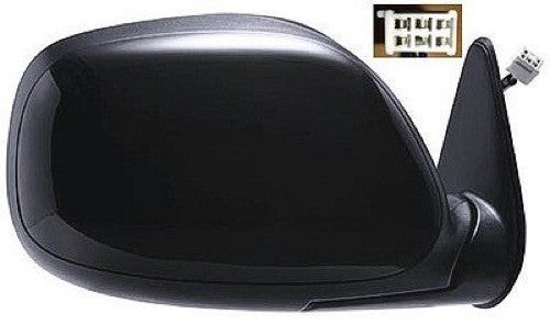 Door Mirror Power Passenger Side Heated Regular/Access Cab Sr5 Model Chrome Toyota Tundra 2003-2004 | Hunt Auto Parts | Canadian Car Body Parts Store | Painted & Non-painted | TO1321190