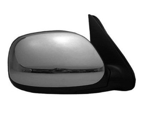 Door Mirror Power Passenger Side Chrome Dbl/Sr5 Toyota Tundra 2003-2006 | Hunt Auto Parts | Canadian Car Body Parts Store | Painted & Non-painted | TO1321227